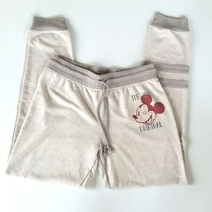 Disney Parks Original Mickey Mouse Jogger size M